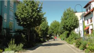 urbanisme durable à Fribourg (Allemagne), ne manque que l'éco-pâturage !