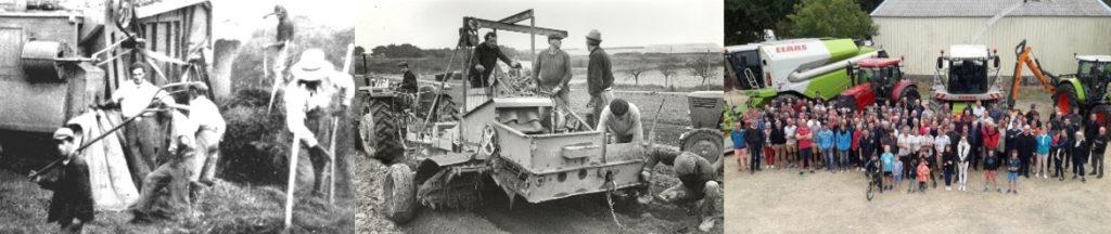 Économie collaborative dans le domaine de l'agriculture : plus de 100 ans d'existence !